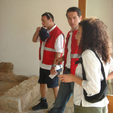 Swiss Cooperation team, risk assessment, Eretria