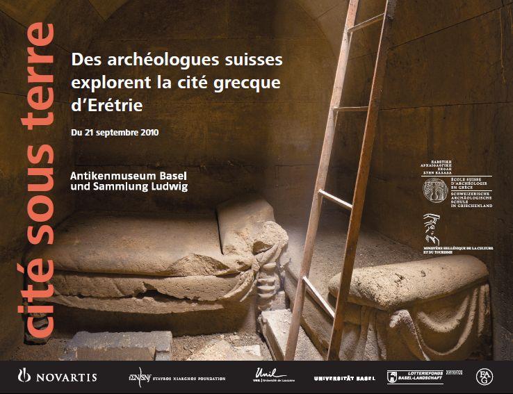 Eretria - Ausstellung in Basel 2010-2011
