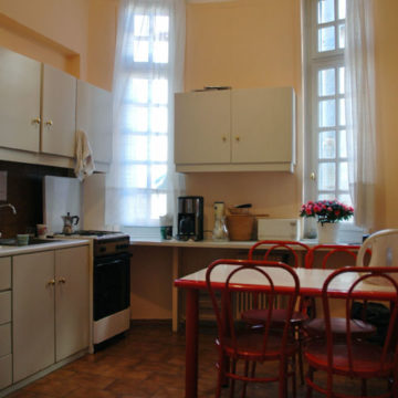 kitchen, 2nd floor