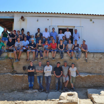 Amarynthos excavation 2017