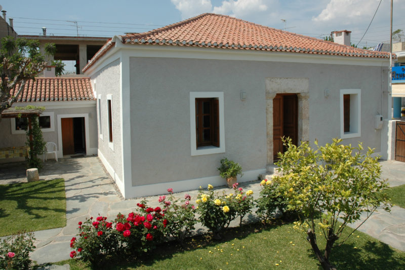 Excavation House in Eretria