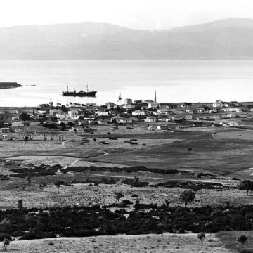 Eretria around 1894