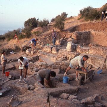 Eretria Acropolis 1992