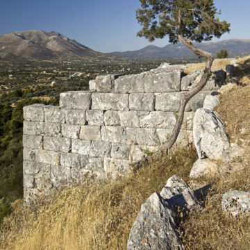 Acropolis Tower (4th c. BC)