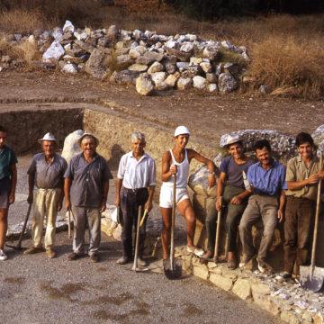 Eretria Sanctuary of Apollo 1972
