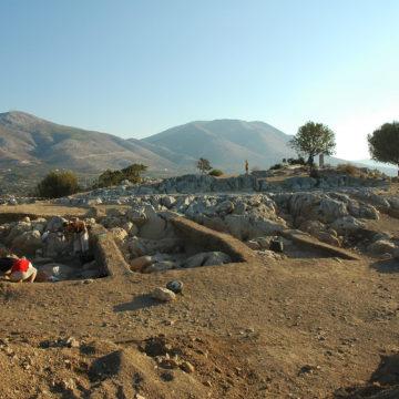 Eretria Athenaion 2007