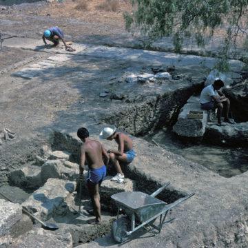 Eretria Eastern Stoa 1981