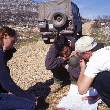 Eretria chora survey 2004