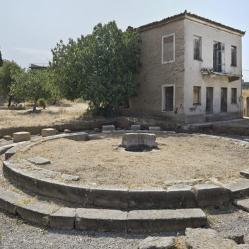 Tholos in the agora (4th-3rd c. BC)