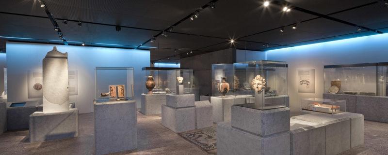 Exhibition, Antikenmuseum Basel