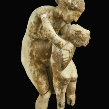 Aphrodite and Eros (Eretria, 2nd-1st c. BC)